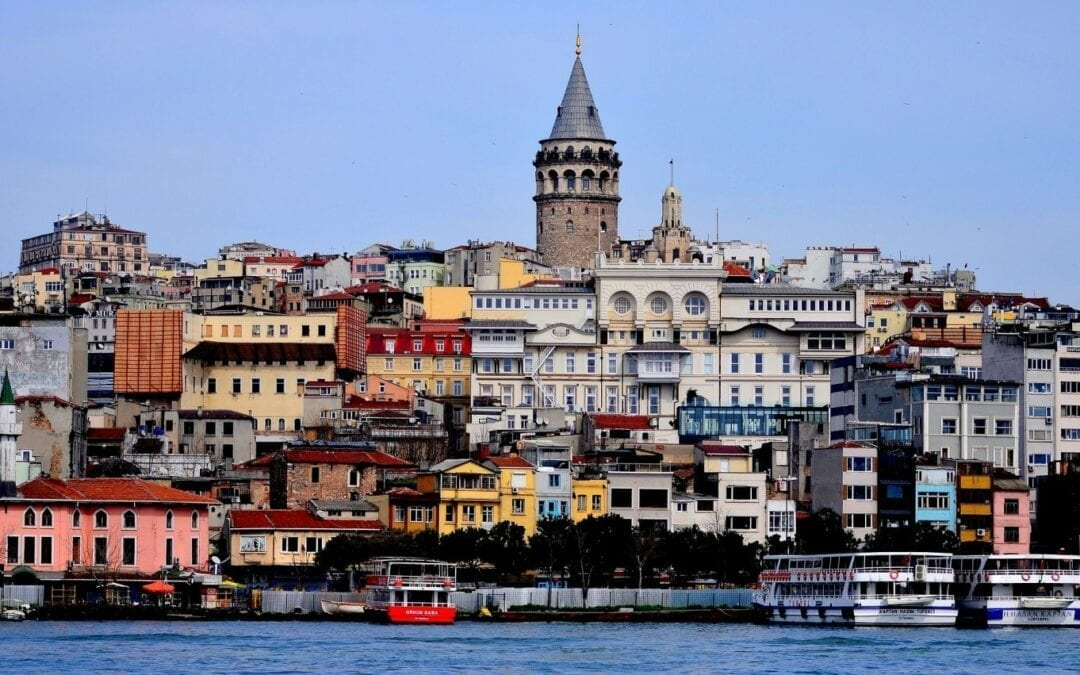 Istanbul – Exotic yet Traditional Hotspot for Digital Nomads