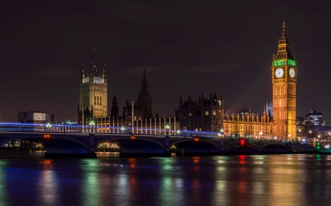 Living in London as a Digital Nomad