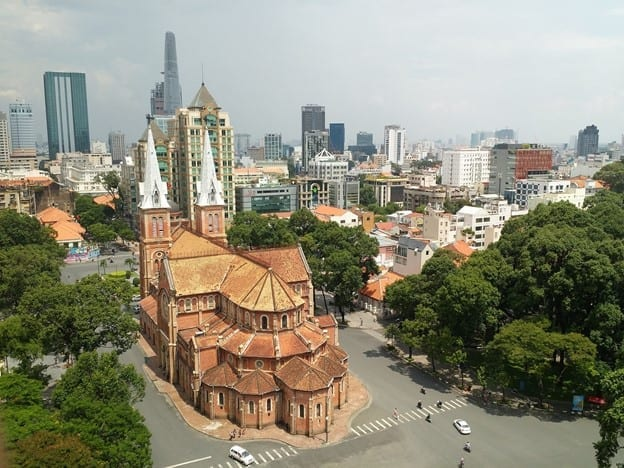Living in Ho Chi Minh City as a Digital Nomad