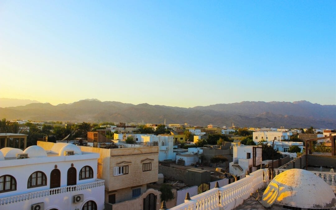 Dahab, Egypt from Bedouin Nomads to Digital Nomads