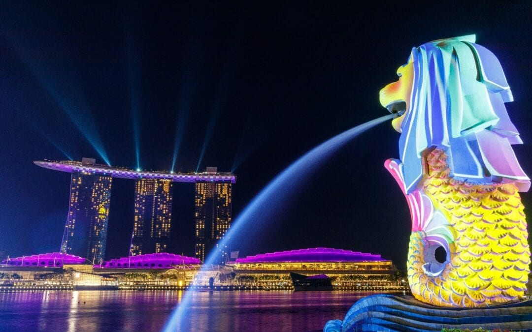 Living in Singapore as a Digital Nomad