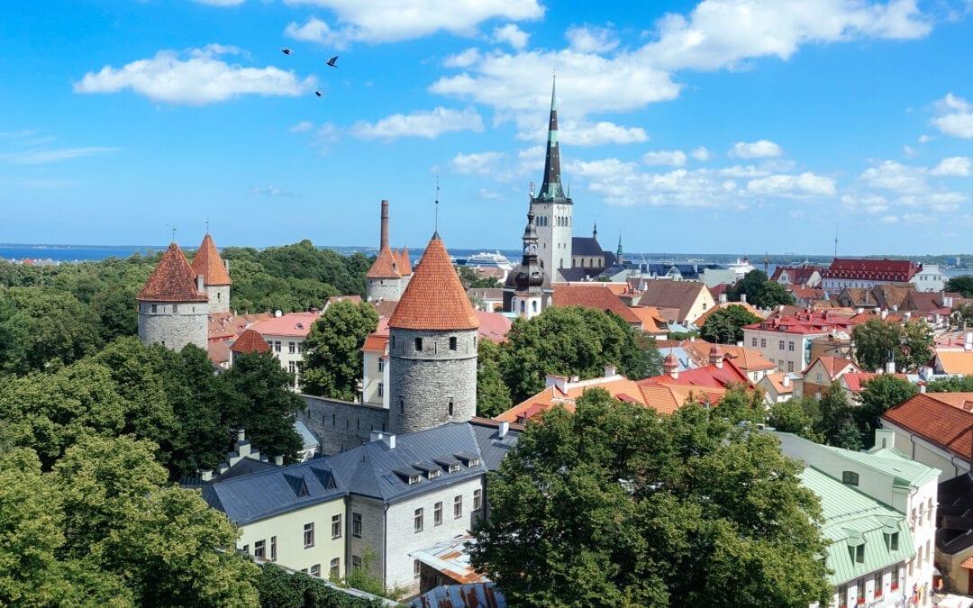 Living in Tallinn as a Digital Nomad