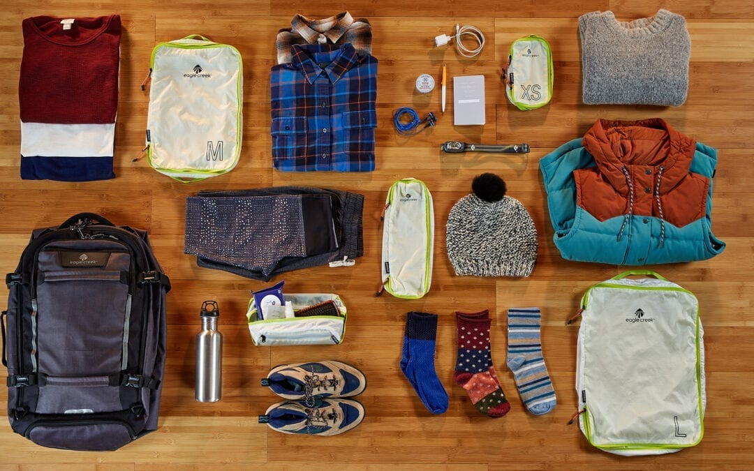 The Ultimate Digital Nomad Packing Guide