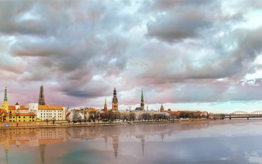 Living in Riga as a Digital Nomad