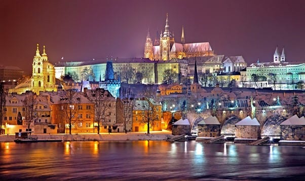 Living in Prague as a Digital Nomad